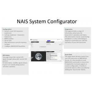 Navico NAIS-500 Class-B AIS + NSPL-500 VHF Splitter Pack