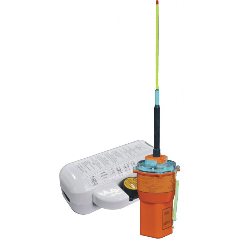 VEP-8 Auto GPS EPIRB with Automatic Float Free Bracket