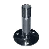 Long Stainless Flange Mount +£42.00