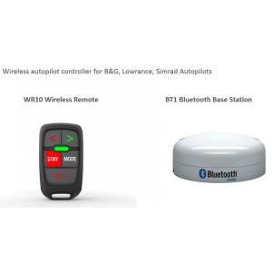 WR10 Wireless Autopilot Remote & Base Station Bundle