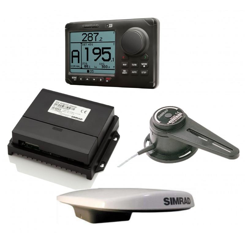 SIMRAD AP60 Autopilot with HS70 GPS Compass