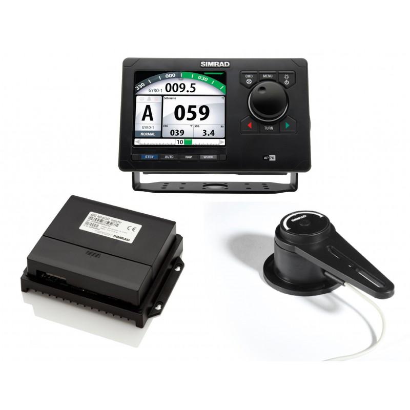 SIMRAD AP70 Autopilot pack (excludes heading sensor)