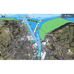 C-MAP Reveal UK and Ireland