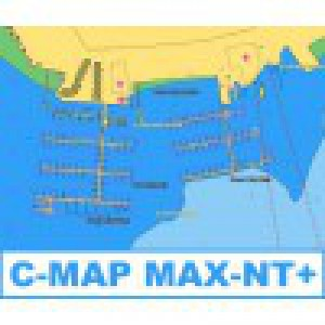 C-Map NT+ Cartography Small Area