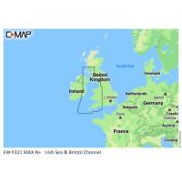 Irish Sea and Bristol Channel