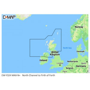 C-Map MAX-N+ Small Area UK