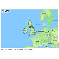 UK and Ireland Inland Waters