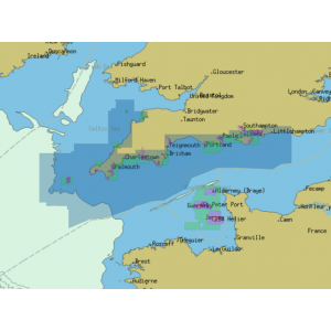 ChartWorld Charts for Olex: South West of England