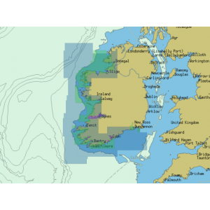 ChartWorld Charts for Sodena: South and West Coast of Ireland