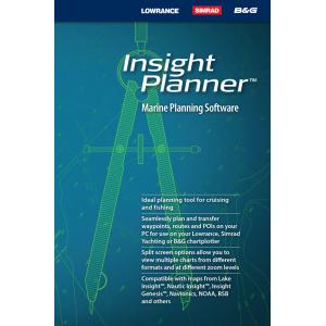 Navico Insight Planner DVD