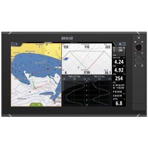 B&G Zeus³ 12 Chartplotter with 4G Radar