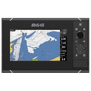 B&G Zeus³ 7 Chartplotter with 4G Radar Bundle