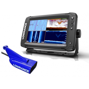 Lowrance Elite-9 Ti with Med/High/DownScan Bundle