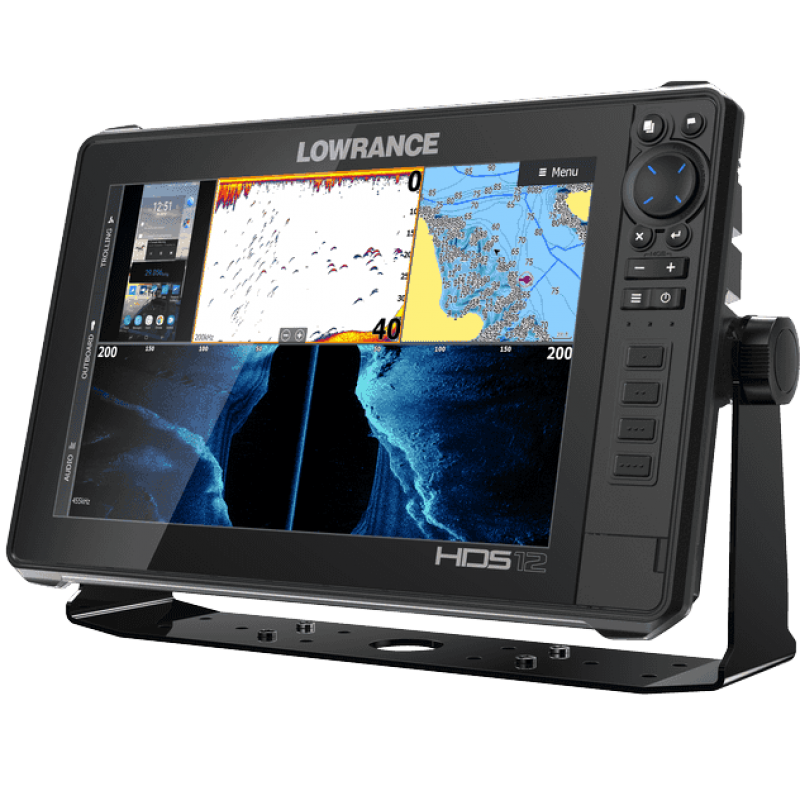 Lowrance HDS-12 Live... £400 Cash Back Available!