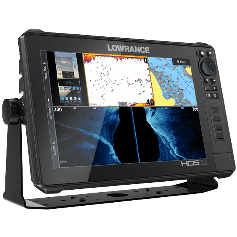 Lowrance HDS-12 Live with Active Imaging 3-in-1 Bundle... £400 Cash Back Available!