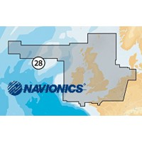 Navionics+ UK & Ireland +£195.00