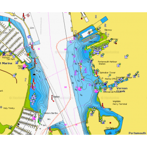 Navionics+ Plus XL9 UK and Ireland