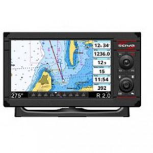 Seiwa SWx 900w GPS Chartplotter