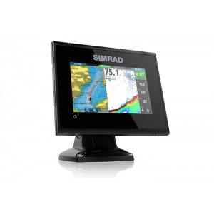 SIMRAD GO5 XSE with Active Imaging 3-in-1 Bundle