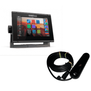 SIMRAD GO7 XSR with TotalScan™ Bundle