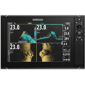 SIMRAD NSS12 EVO3S with FREE Navionics Platinum+ Chart