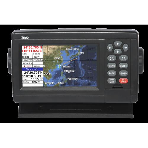 """Xinuo XF-520 5"""" GPS Chartplotter"""