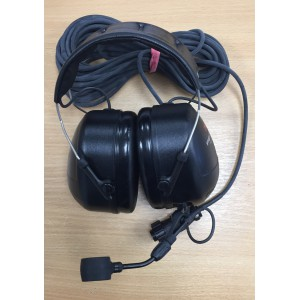 Phontech 0005 Headset & Boom Mic (NEW OLD INVENTORY)