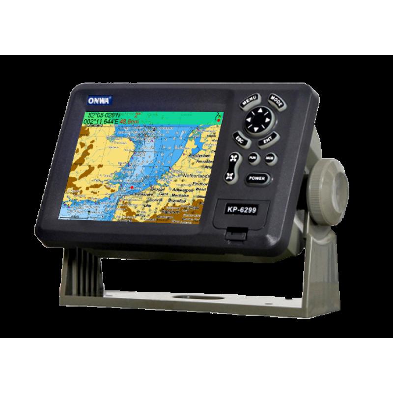 "ONWA KP-6299i 5.6"" GPS Chartplotter"