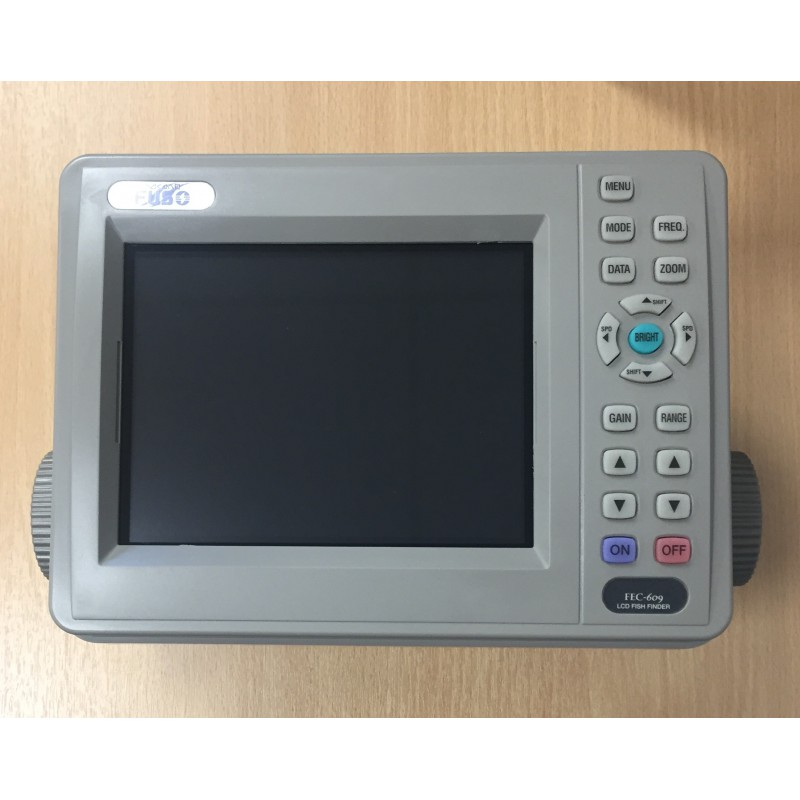 "FUSO FEC-609 6"" Echosounder"