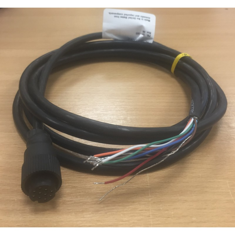 Airmar Adapter Cable Furuno 10-PinF to Bare Wire