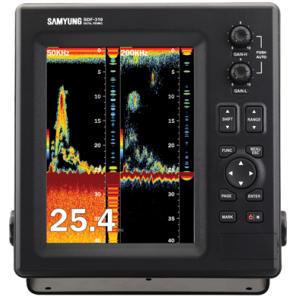 "Samyung SDF-310 10.4"" Colour Echosounder"
