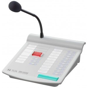TOA RM-200M Remote Microphone