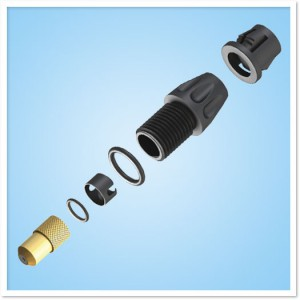 ACC158 Solderless cable termination kit