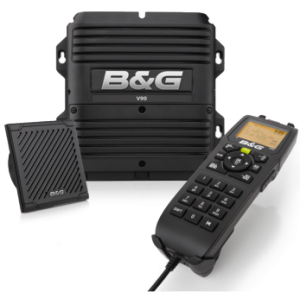B&G V90S Black Box VHF AIS (RX) System with GPS