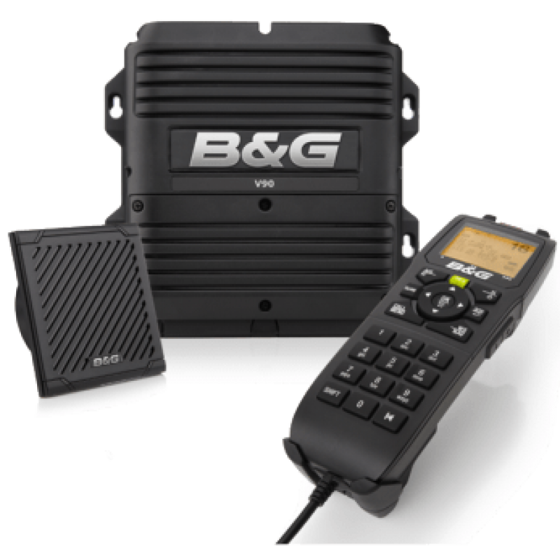 B&G V90S Black Box VHF AIS (RX) System with GPS