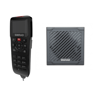 SIMRAD HS90 Wired Handset and Speaker for RS90 VHF