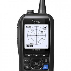 ICOM IC-M94D Euro Buoyant Handheld Marine DSC VHF with AIS