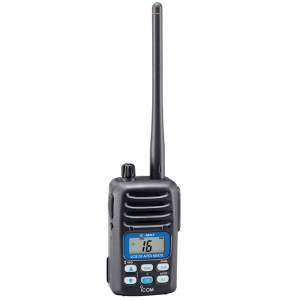 Icom IC-M87 Compact Handheld VHF Radio