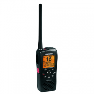 Lowrance Link-2 Buoyant Handheld DCS VHF Radio