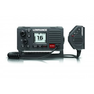 Lowrance Link-6S Marine DSC VHF Radio  with GPS