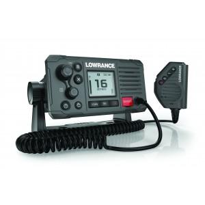 Lowrance Link-6 Marine DSC VHF Radio (Black)