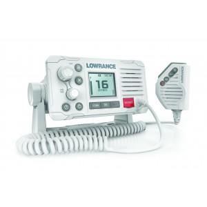 Lowrance Link-6 Marine DSC VHF Radio (White)