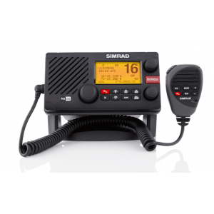 SIRMAD RS35 DSC VHF with Class B AIS Receiver