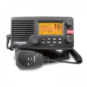 Lowrance Link-8 DSC VHF Radio with Class B AIS Receiver