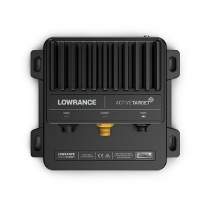 Lowrance ActiveTarget Black Box Only