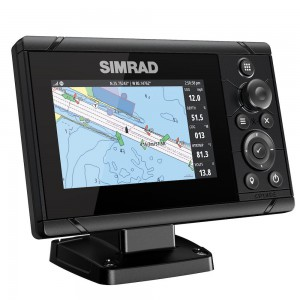 SIMRAD Cruise-5 with 83/200kHz Skimmer Transducer