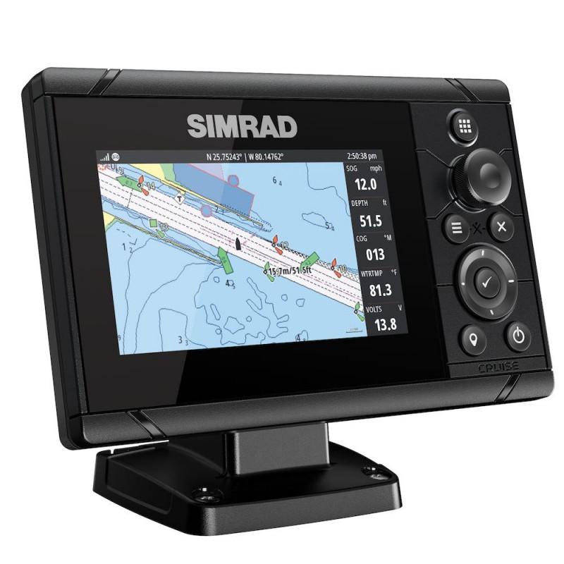 SIMRAD Cruise-5 with 83/200kHz Skimmer Transducer
