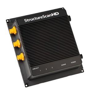 LSS-2 StructureScan HD Echosounder Module