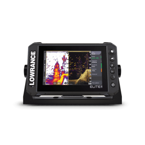 Lowrance Elite FS 7 with No Transducer