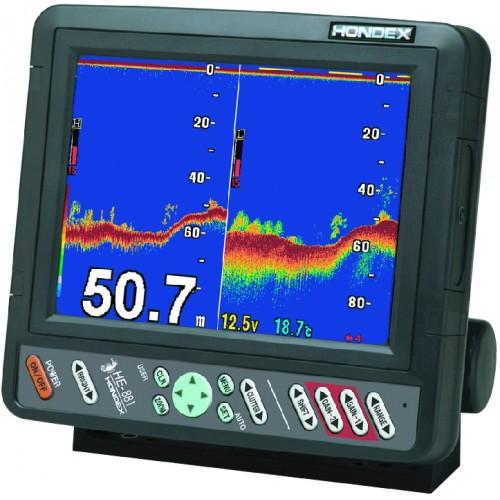 """Hondex HE-881 8.4"""" Fishfinder"""